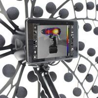 användarvänlig akustisk kamera