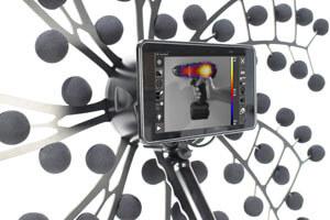 portabel akustisk kamera