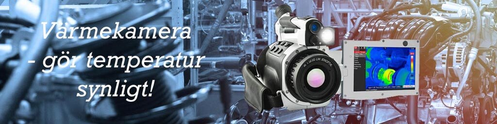 termisk kamera