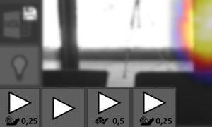 ultrarapid ljudkamera