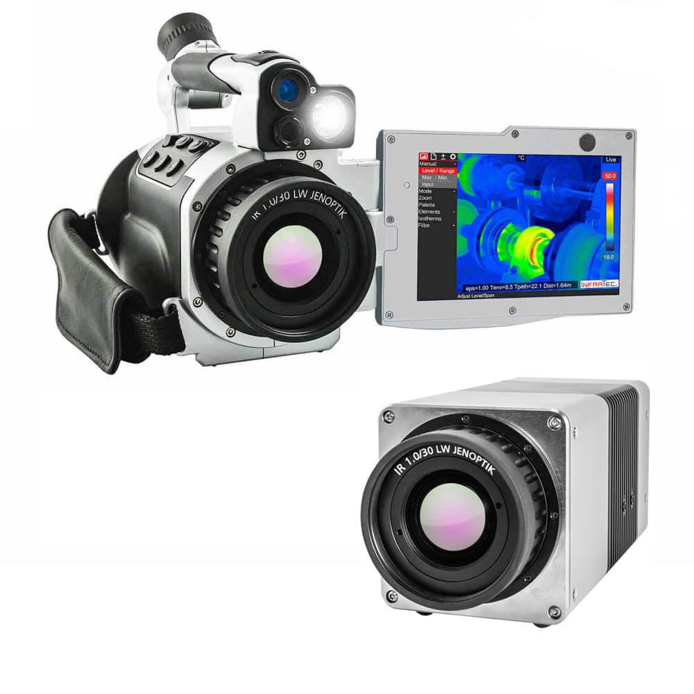 professionell IR-kamera